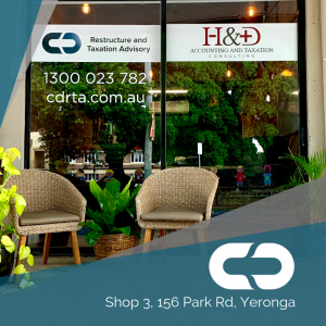 C&D Restructure and Taxation Advisory Office Yeronga